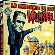 Séries de TV: LA HERENCIA DE LOS MUNSTER (MUNSTER, GO HOME!). Lote 205837951