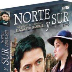 Series de TV: PACK NORTE Y SUR (BBC). Lote 205838835