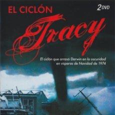 Series de TV: EL CICLON TRACY (CYCLONE TRACY). Lote 205838855