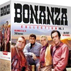 Series de TV: BONANZA: COLLECTION - VOL. 3 (ED. LIMITADA) (VOL. 11 AL 15). Lote 205838872