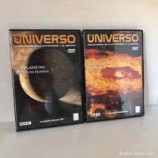 Series de TV: EL UNIVERSO, SERIE DOCUMENTAL. Lote 205842295