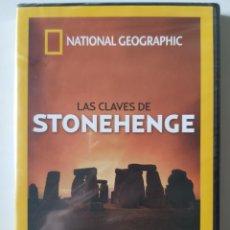 Series de TV: LAS CLAVES DE STONEHENGE (2008) - PRECINTADO. Lote 205850885