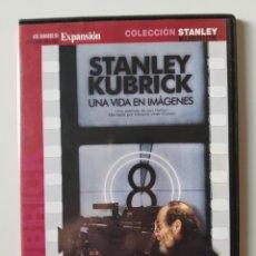 Series de TV: STANLEY KUBRICK, UNA VIDA EN IMÁGENES (1996), DE JAN HARLAN, CON NARRACIÓN DE TOM CRUISE. Lote 205850896