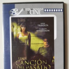 Series de TV: UNA CANCION DEL PASADO (2004), DE SHAINEE GABEL, CON JOHN TRAVOLTA, SCARLETT JOHANSSON. Lote 205850900