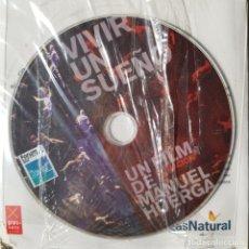 Series de TV: VIVIR UN SUEÑO, LA PELÍCULA DEL FORUM UNIVERSAL DE LAS CULTURAS (2004), DE MANUEL HUERGA, CON. Lote 205850910