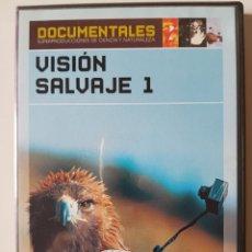 Series de TV: VISION SALVAJE 1 (2004). Lote 205850915