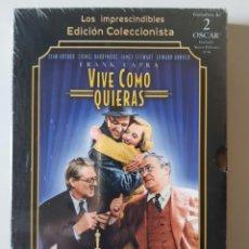 Series de TV: VIVE COMO QUIERAS (1938), DE FRANK CAPRA, CON JEAN ARTHUR, LIONEL BARRYMORE, JAMES STEWART, ETC. Lote 205850916