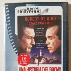Series de TV: UNA HISTORIA DEL BRONX (1993), DE ROBERT DE NIRO, CON ROBERT DE NIRO, CHAZZ PALMINTERI -PRECINTADO. Lote 205850928