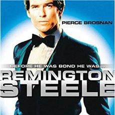 Series de TV: REMINGTON STEELE COMPLETA DVD. Lote 205864451