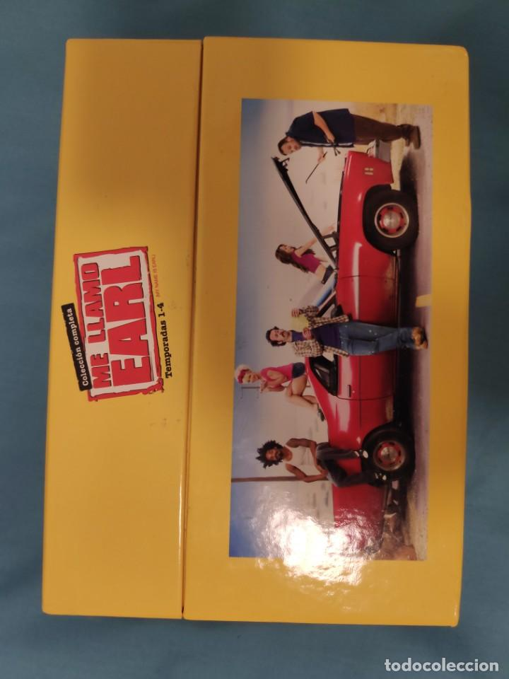 ME LLAMO EARL TEMPORADAS 1-4 SERIE COMPLETA (Series TV en DVD)