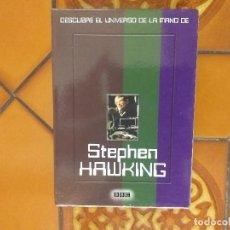 Series de TV: DESCUBRE EL UNIVERSO DE LA MANO DE STEPHEN HAWKING. BBC. 3 DVD.. Lote 206275351