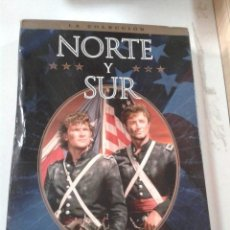 Series de TV: NORTE Y SUR. PARTE 1 Y 2. 6 DVD. SERIE TV. Lote 206827020