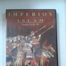 Series de TV: PACK IMPERIOS: ISLAM IMPERIO DE FE. Lote 206888493