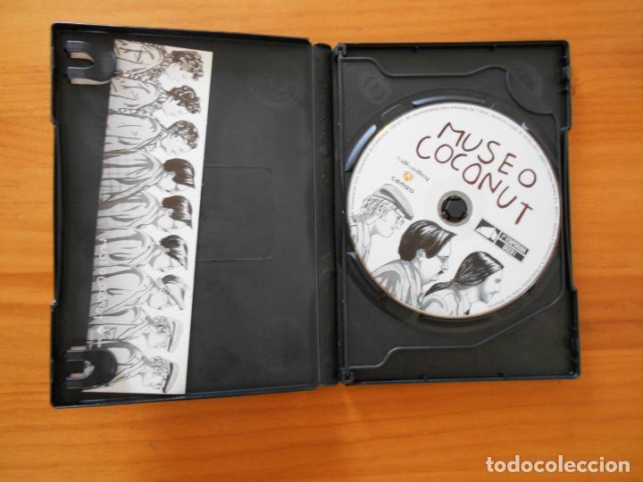 Series de TV: DVD MUSEO COCONUT - 1ª TEMPORADA COMPLETA - PRIMERA TEMPORADA (GN) - Foto 2 - 206964470