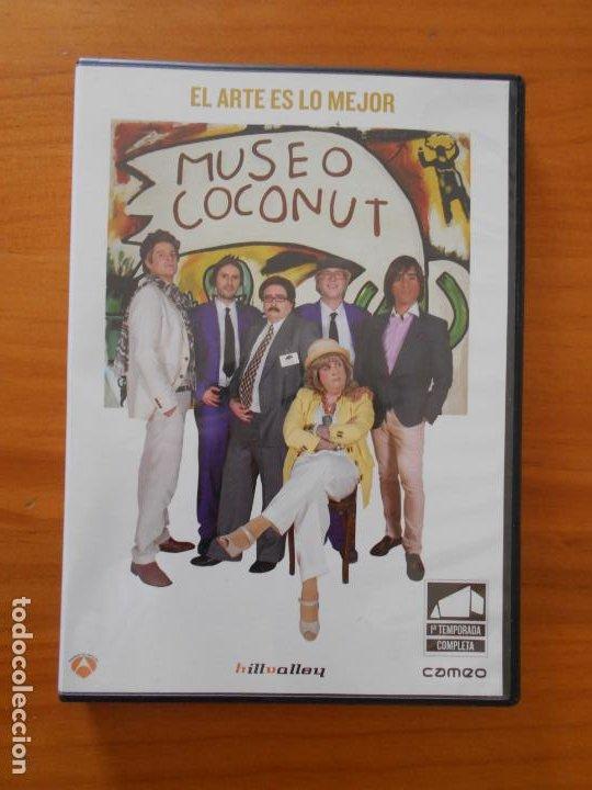 DVD MUSEO COCONUT - 1ª TEMPORADA COMPLETA - PRIMERA TEMPORADA (GN) (Series TV en DVD)