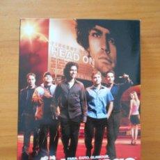 Series de TV: DVD ENTOURAGE (EL SEQUITO) - PRIMERA TEMPORADA COMPLETA - TEMPORADA 1 (AW). Lote 206970043