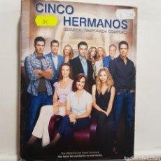 Séries de TV: 15435 CINCO HERMANOS TEMP.2 - DVD SEGUNDAMANO. Lote 206984378