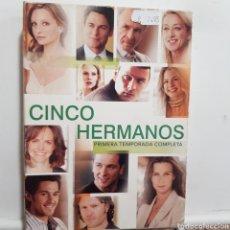 Séries de TV: 15439 CINCO HERMANOS TEMP.1 - DVD SEGUNDAMANO. Lote 206984635