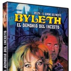 Series de TV: BYLETH: EL DEMONIO DEL INCESTO (BYLETH - IL DEMONE DELL'INCESTO). Lote 207113432