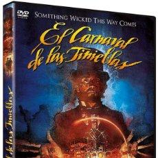 Series de TV: EL CARNAVAL DE LAS TINIEBLAS (SOMETHING WICKED THIS WAY COMES). Lote 207113452