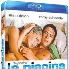 Series de TV: LA PISCINA (BLU-RAY) (LA PISCINE). Lote 207113462