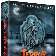 Series de TV: TERROR EN ESTADO PURO - SERIE COMPLETA (FEAR ITSELF). Lote 207113467