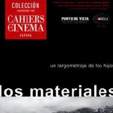 Series de TV: LOS MATERIALES. Lote 207113492