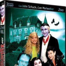 Series de TV: LA FAMILIA MONSTER HOY (THE MUNSTERS TODAY). Lote 207113617
