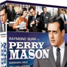 Series de TV: PERRY MASON : TEMPORADA 1 - VOL. 1. Lote 207113647