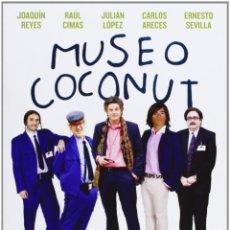 Series de TV: MUSEO COCONUT - 2ª TEMPORADA. Lote 207113657