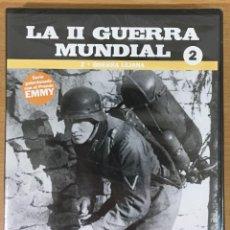 Series de TV: DVD LA SEGUNDA GUERRA MUNDIAL Nº 2 - GUERRA LEJANA - LOS NAZIS EN LA EUROPA DEL ESTE. PRECINTADO. Lote 207221742