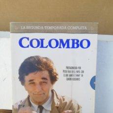 Series de TV: COLOMBO DVD. SEGUNDA TEMPORADA. Lote 207320775
