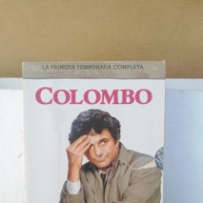 Series de TV: COLOMBO DVD. PRIMERA TEMPORADA. Lote 207321051