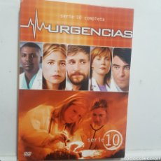 Séries TV: 15448 URGENCIAS TEMP.10     - DVD SEGUNDAMANO. Lote 207373118