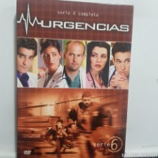 Séries TV: 15461 URGENCIAS TEMP.6    - DVD SEGUNDAMANO. Lote 207374795