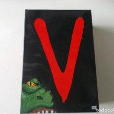 Series de TV: V, SERIE COMPLETA PACK COMPLETO DVD, ED DE LUJO,. Lote 207722845