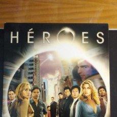 Series de TV: HEROES - (SERIE EN DVD) TEMPORADA 2 - 4 DISCOS. Lote 207913520