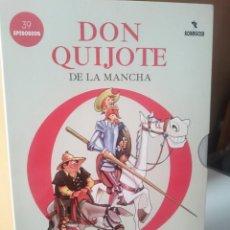 Series de TV: DVD SERIE DON QUIJOTE DE LA MANCHA - AÑOS 80 - 13 HORAS. Lote 208156076