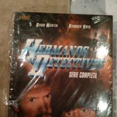 Séries de TV: DVD SERIE COMPLETA HERMANOS Y DETECTIVES. Lote 208319145