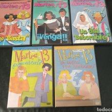 Series de TV: COLECCIÓN MARTES Y 13. Lote 209016885