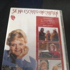 Series de TV: SE HA ESCRITO UN CRIMEN(VOLUMEN 1).CAPITULO 1-2 Y 3. Lote 209024058