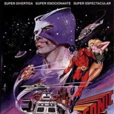 Séries de TV: SUPERSONIC MAN. Lote 209194958