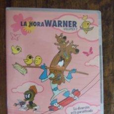 Series de TV: LA HORA WARNER VOL. 7 - HANNA BARBERA Y WARNER BROS 2007. Lote 209416183