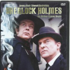 Series de TV: EL VAMPIRO DE SUSSEX (SHERLOCK HOLMES ). Lote 209656446
