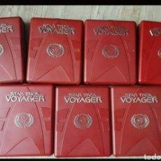 Series de TV: STAR TREK VOYAGER ED. COLECCIONISTA. Lote 210036001