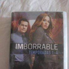 Series de TV: IMBORRABLE TEMPORADAS 1-4 . DVD.. Lote 210264540
