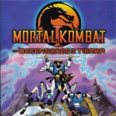 Series de TV: MORTAL KOMBAT : DEFENSORES DE LA TIERRA - VOL. 1 (MORTAL KOMBAT : DEFENDERS OF THE REALM). Lote 210294110