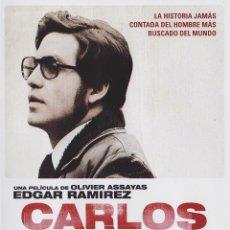 Serie di TV: CARLOS EL CHACAL. Lote 210294362