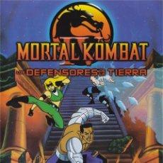 Series de TV: MORTAL KOMBAT : DEFENSORES DE LA TIERRA - VOL. 4 (MORTAL KOMBAT : DEFENDERS OF THE REALM). Lote 210294633