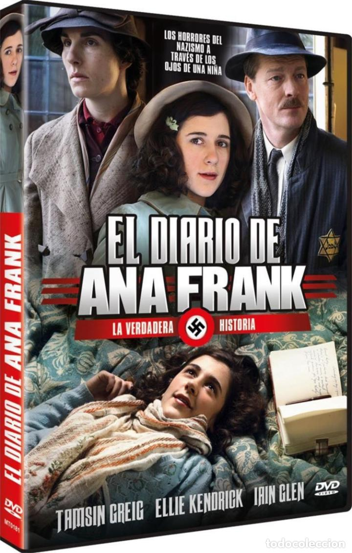 El Diario De Ana Frank 2009 The Diary Of Ann Buy Tv Series On Dvd At Todocoleccion 210295492